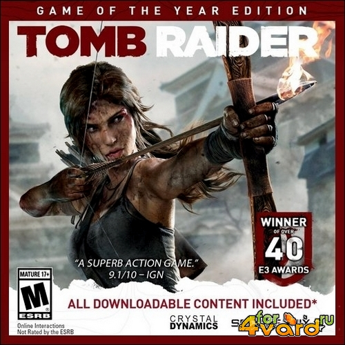 Tomb Raider - Game of the Year Edition v.1.01.748.0 (2014/RUS/ENG/MULTi13/Steam-Rip by R.G.Origins)
