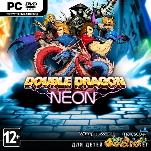 Double Dragon Neon (2014/ENG/PC)