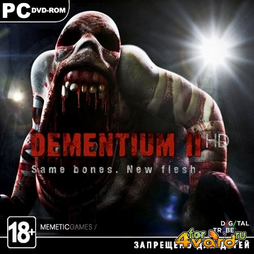 Dementium II HD (2013/PC/Eng/MULTI5) RePack by Let'sРlay