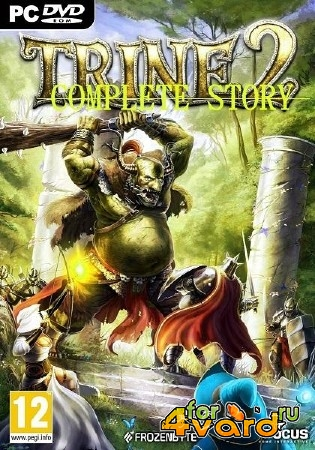 Trine 2: Complete Story + 2 DLC (2013/RUS/ENG/Repack by R.G. Revenants)