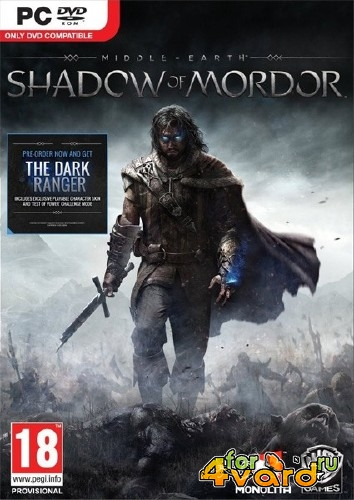 Middle-Earth: Shadow Of Mordor (2014) RUS/ENG/Repack by SEYTER