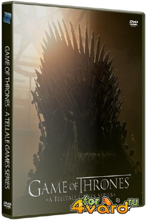Game of Thrones - A Telltale Games Series. Episode 1-2 (2014/RUS/ENG/RePack by xatab)
