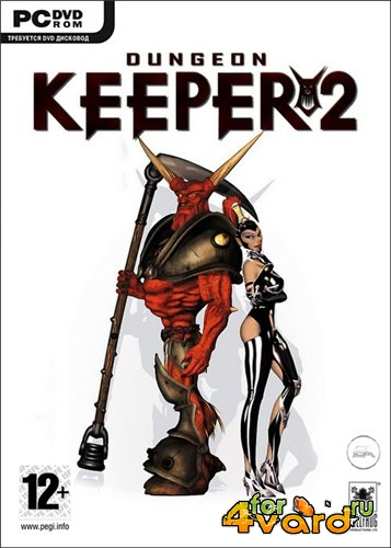 DUNGEON KEEPER 2 (1999/RUS/ENG/PC) RePack by miXun