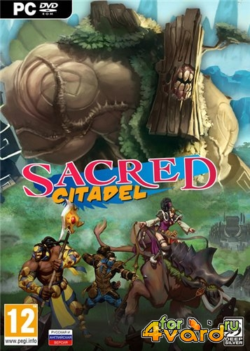SACRED CITADEL (2013/RUS/ENG/MULTI9/PC) RePack by R.G.Origami