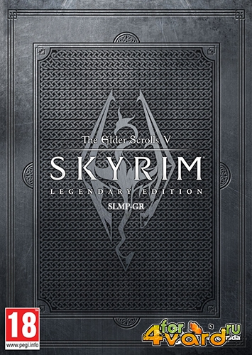 The Elder Scrolls 5: Skyrim SLMP-GR (1.9.32.0.8/1.0a) (2013/Rus/PC) Repack/Mod by Mitradis