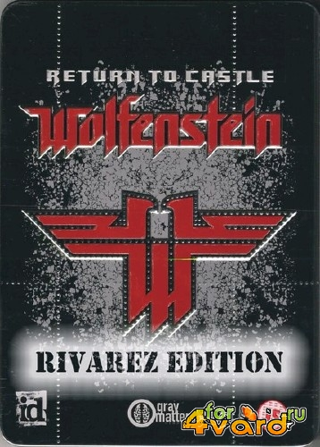 Return to Castle Wolfenstein: Rivarez Edition v1.42d (2016/Rus/Mod)