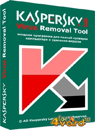 Kaspersky Virus Removal Tool 15.0.19.0 DC 31.03.2017 Portable