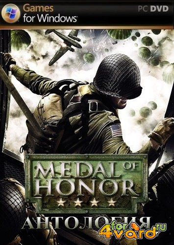 Medal of Honor Anthology (RUS/ENG/2002-2012/PC) RePack от R.G. Механики
