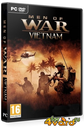 Диверсанты: Вьетнам / Men of War: Vietnam (RUS/2011/PC) RePack от PvGame