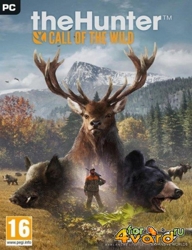 TheHunter: Call of the Wild v1.10 (2017/Rus/Eng) RePack от xatab