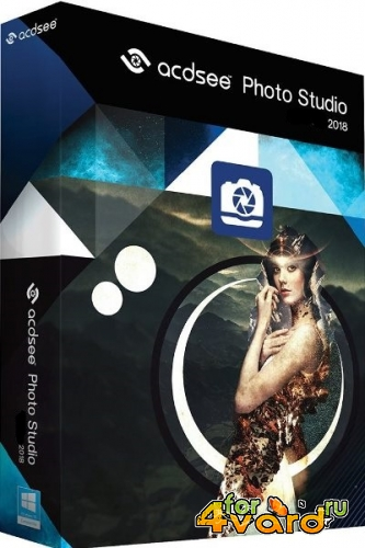 ACDSee Photo Studio Professional 2018 v11.0 Build 785 Lite RePack by MKN