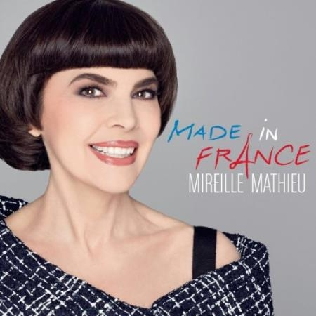 Mireille Mathieu - Made in France (2017)