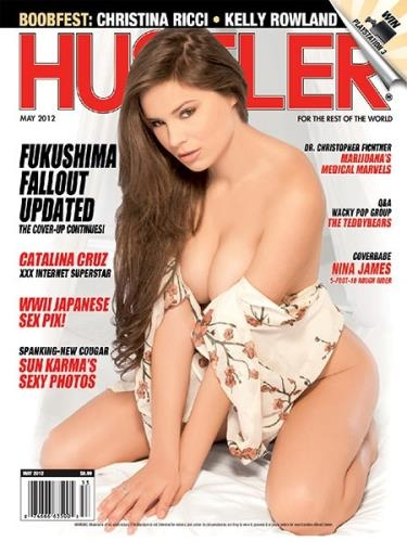Hustler USA - May 2012