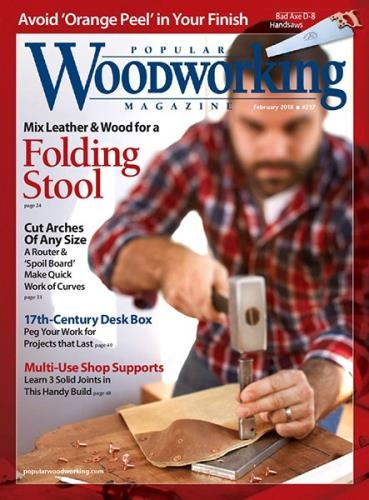 Popular Woodworking №237 (February 2018)