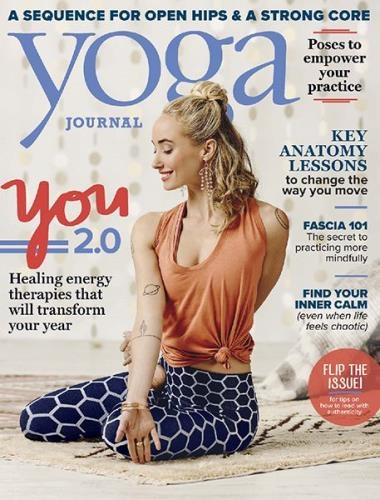 Yoga Journal USA - February 2018
