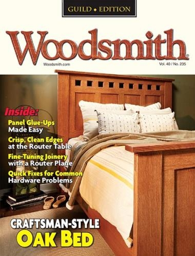 Woodsmith №235 (February-March 2018)