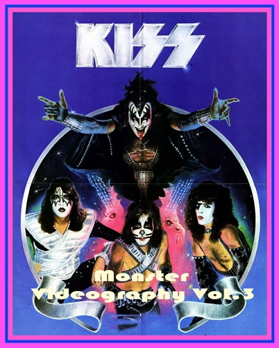 Kiss - Monster Videography Vol.3 (2010) DVDRip