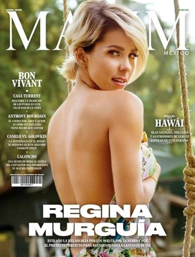 Maxim Mexico - Abril 2018