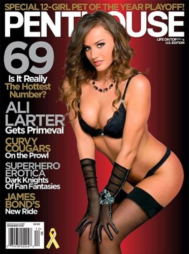 Penthouse USA - December 2008