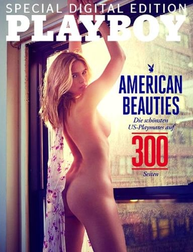 Playboy Germany Special Digital Edition - American Beauties 2018