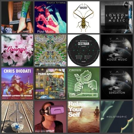 Beatport Music Releases Pack 691 (2019)