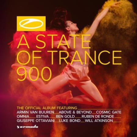 Armin van Buuren - A State Of Trance 900 (The Official Album) (2019) FLAC