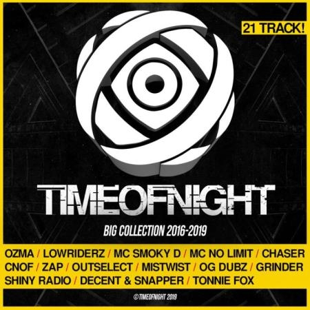 Time Of Night Selection 2019 (2019)
