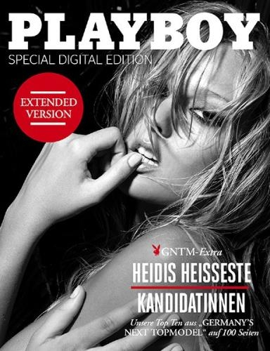 Playboy Germany Special Digital Edition - GNTM Kandidatinnen 2019