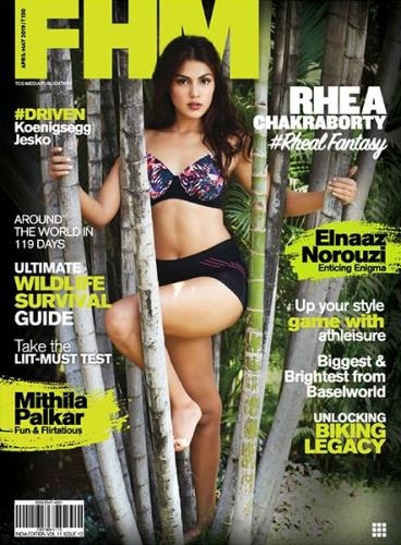 FHM India - April/May 2019