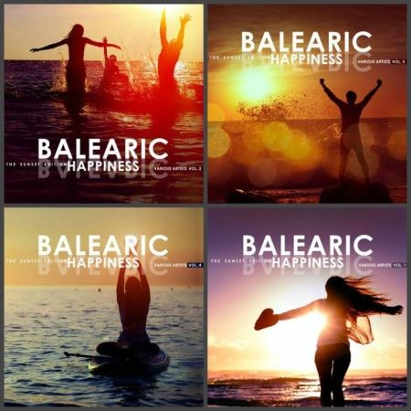 Balearic Happiness Collection, Vol. 1-4 (The Sunset Edition) (2019) FLAC