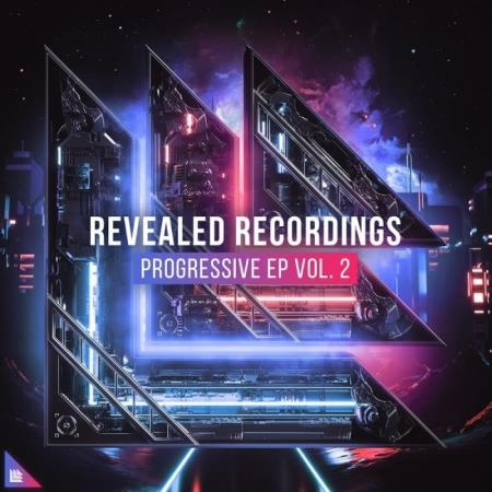 Revealed Recordings presents Progressive EP Vol 2 (2019)