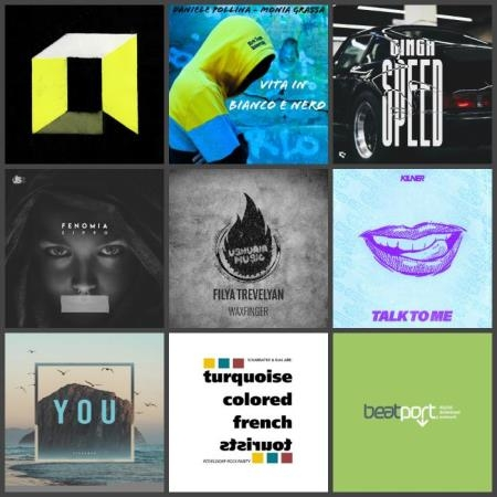 Beatport Music Releases Pack 1223 (2019)