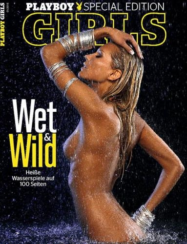 Playboy Germany Special Edition. Girls - Wet & Wild 2016