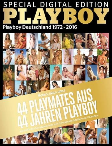 Playboy Germany Special Edition - 44 Jahre Playboy 2016