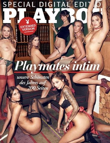 Playboy Germany Special Digital Edition – Playmates Intim (Extended Version) 2019