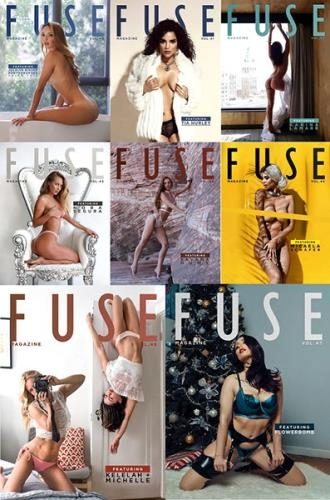 Fuse Magazine - Full Year 2018 Issues Collection